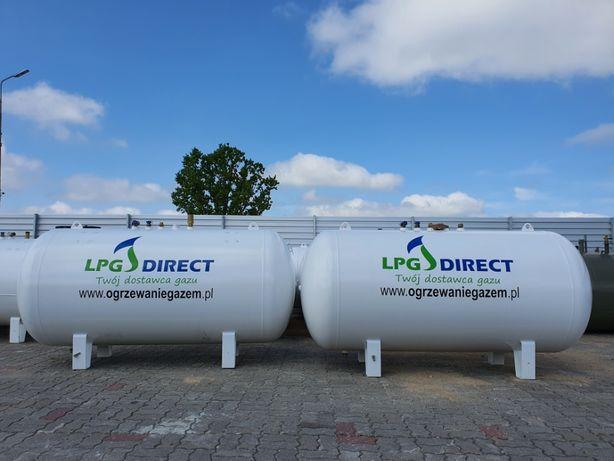 ZBIORNIK, gaz płynny, propan, instalacja lpg, gaz lpg 2700/2750, 4850