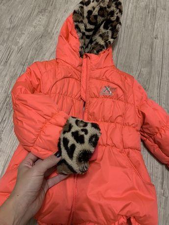 Куртка зимняя на девочку ZeroXposur