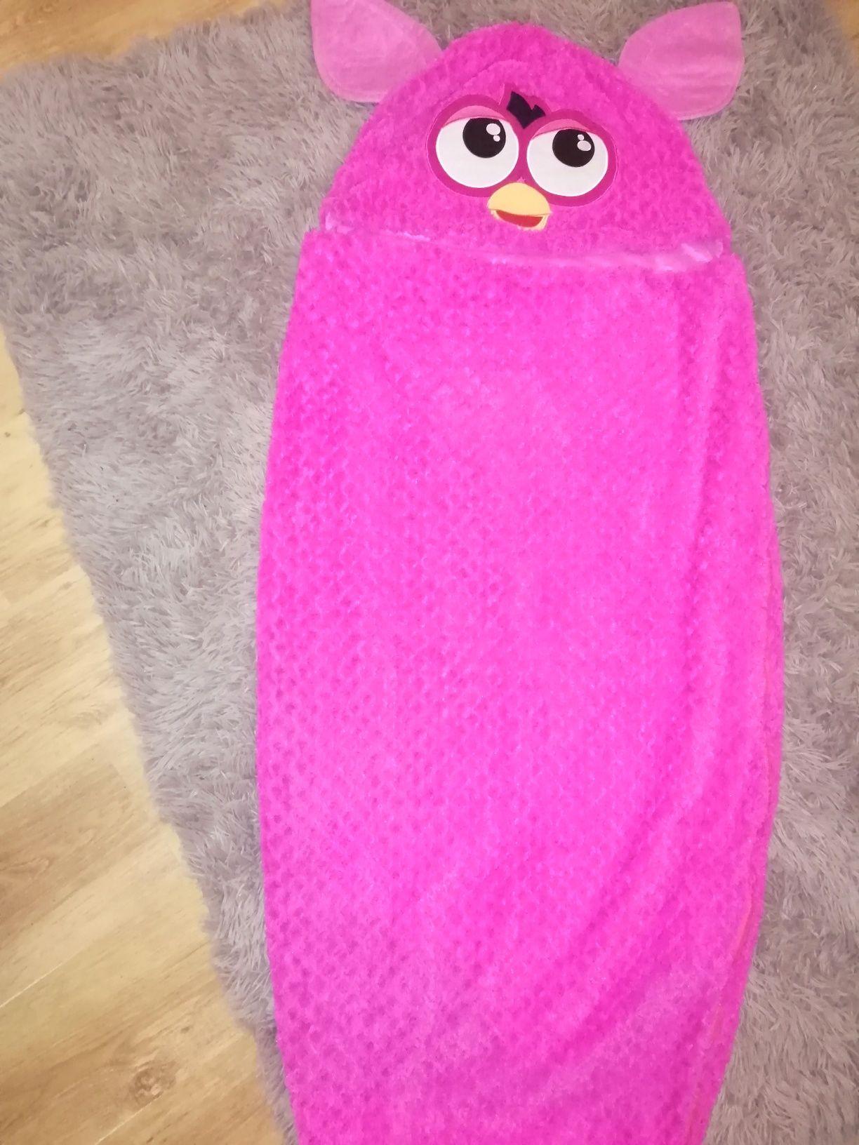 Oryginalny śpiwór Furby