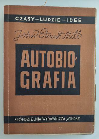 John Stuart Mill autobiografia 1946