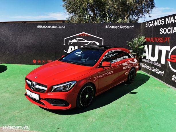 Mercedes-Benz CLA 220 d AMG Line Aut.