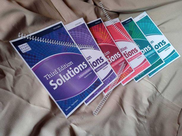 Solutions Third Edition (КНИЖКА+ЗОШИТ)
