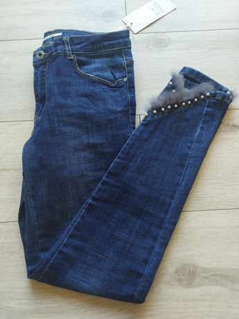 Spodnie dżinsowe skinny