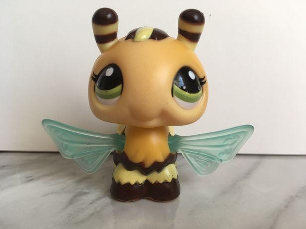 Littlest pet shop/chodząca pszczółka