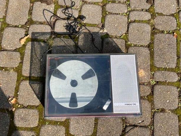 Gramofon Unitra Fonica Mister Hit typ WG-414