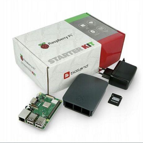 Zestaw Raspberry Pi 3B+ WiFi +