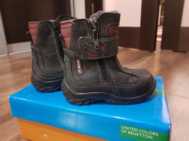 Ботинки зимові 22 розмір