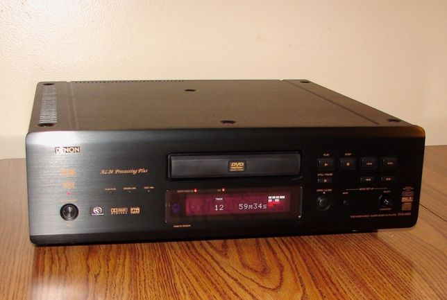 DENON 5900 (A11) - SACD/DVD-Audio/CD проигрыватель 5900 (A11 в Европе)