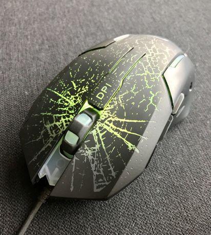 Игровая мышь ERGO NL-640