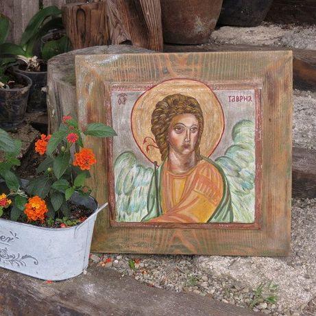 Ikona, obraz - Archanioł Gabriel