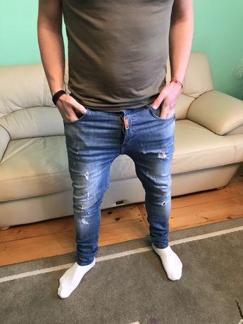Чоловічі джинси Black Island