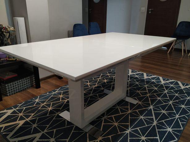 Stół rozkładany lakierowany