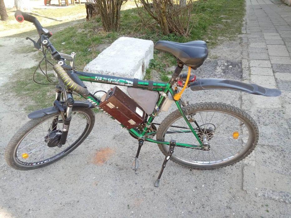 Електровелосипед терміново!!! Торг... Львов - изображение 1