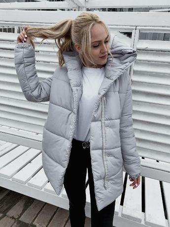 Куртка Женская Пуховик 5 Цветов Отличный Вариант на Зиму НОВИНКА
