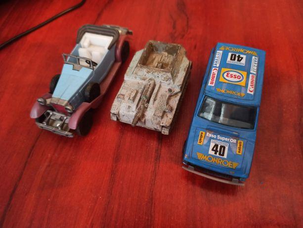 Игрушки (2 советского качества и Италия (BBURAGO)) Цена за все