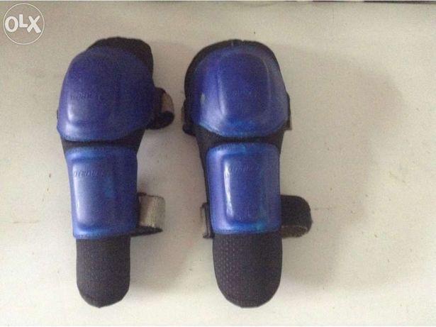 Equipamento TT/btt - proteção cotovelos dainese