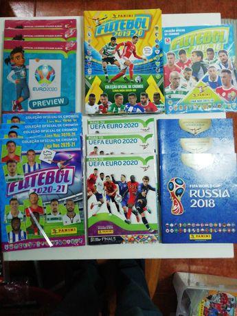 Caderneta do mundial Russia 2018 Super desportos, Brasil 2014