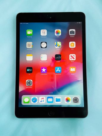 Планшет Apple iPad mini 4 32gb + LTE в отличном состоянии