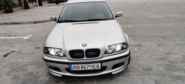 BMW e46 2,2 бенз/газ