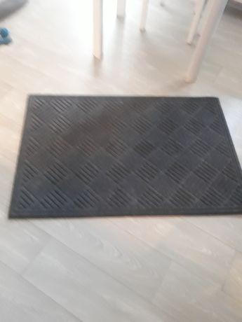 Duży dywanik na gumowym spodzie