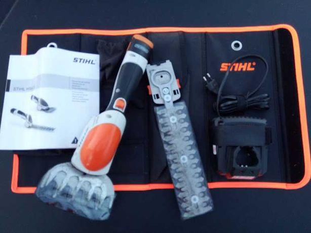 Corta-sebes Sthill a bateria