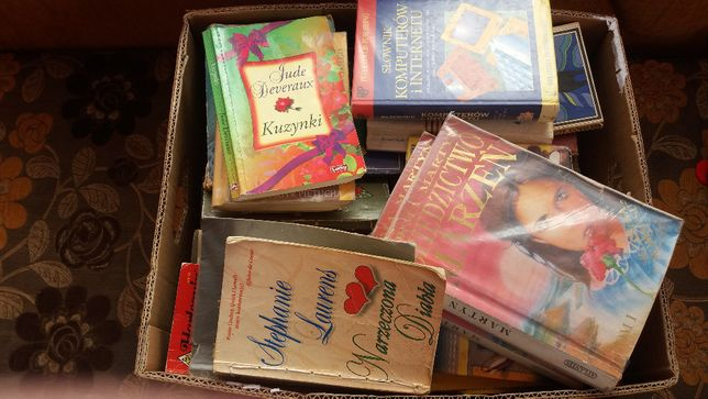 Stare, używane książki