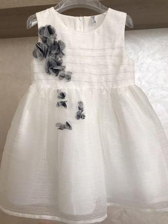 Платье плаття святкова сукня платтячко на 2 роки Idexe Італія платье