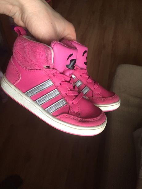 кроссовки кеды ботиночки adidas 15см адидас деми 24 размер