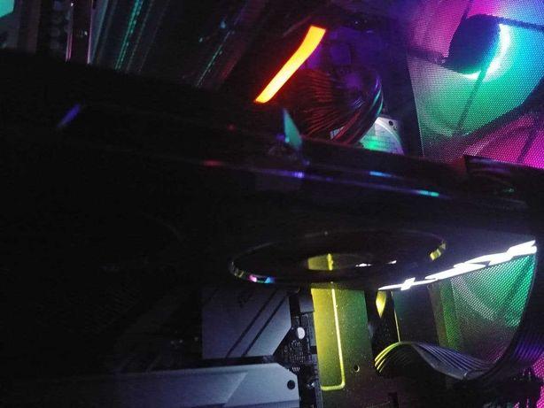 Видеокарта AMD на 8ГБ
