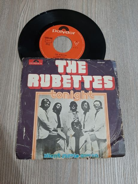 Disco vinil 45 rotações The Rubettes