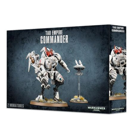 Tau Empire Commander Warhammer 40 000