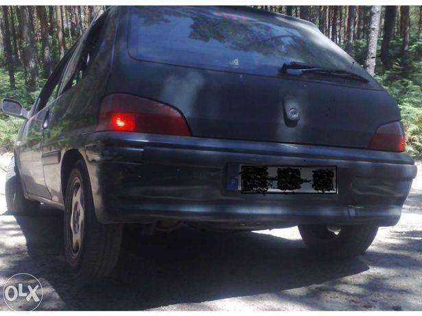 Peugeot 106 1.5 diesel xra para peÇas