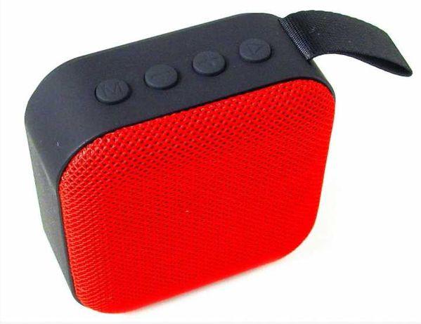 Колонка Bluetooth, MicroSD, USB, FM-радио, микрофон, аккумулятор