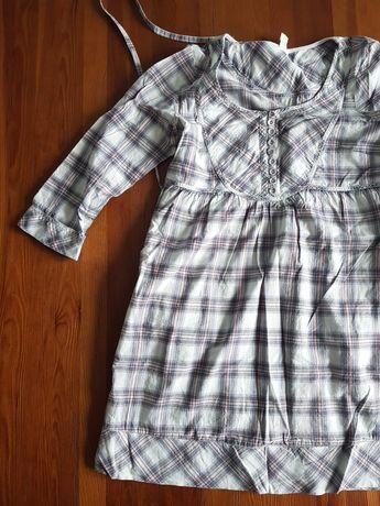 Tunika/sukienka ciążowa rozum. 38