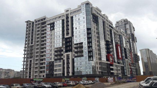 3 комнатная квартира 77,3 м² (600 $) рассрочка 5 лет