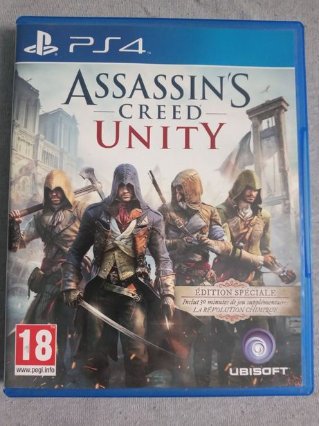 Assassing's Creed Unity