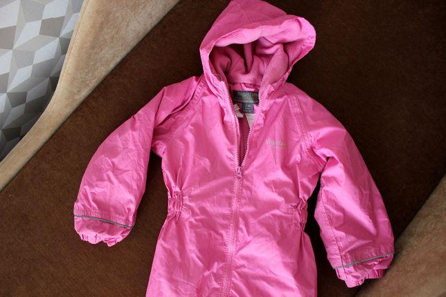 Комбинезон дождевик на 3-4 года розовый деми Regatta