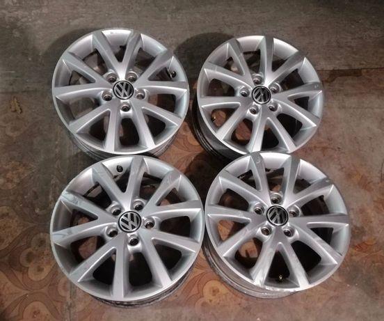 Продам 4 титанові диски Volkswagen