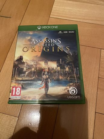 Assassin's Creed Origins xbox one na płycie