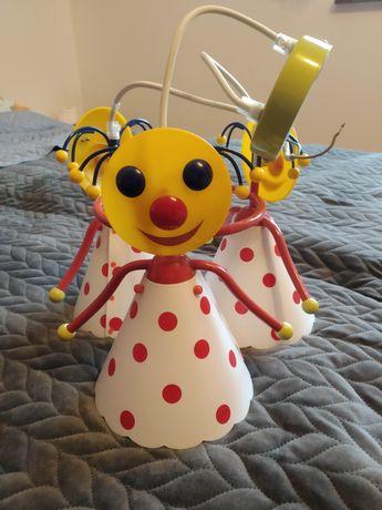 Lampa wisząca do pokoju dziecięcego E14