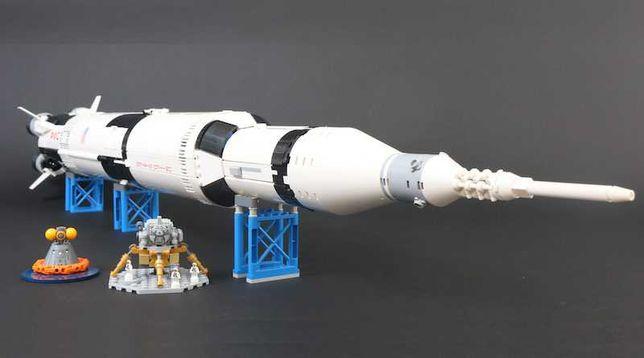 Ideas LEGO® NASA Apollo Saturno V