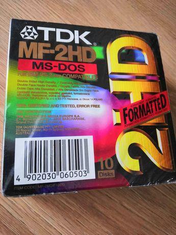 Дискеты MF-2HD TDK
