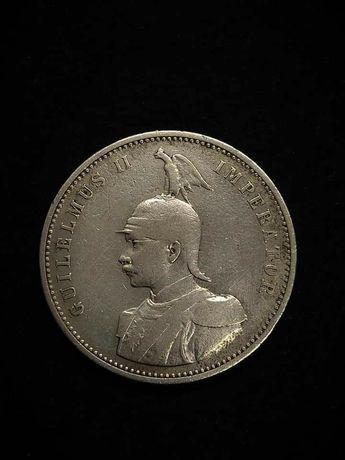 1 рупия 1892 года(редкая-серебро)