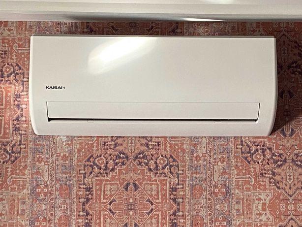Sprzedaż, montaż i serwis klimatyzacji klimatyzator 3,5 Kw 40m2