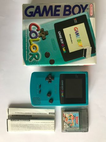 Game Boy Color Nintendo plus gra