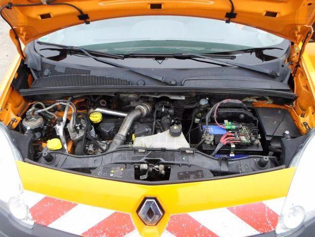 Мотор 1,5dci навесное K9K B802 N764 Renault Kangoo Рено Кенго 78 кВт