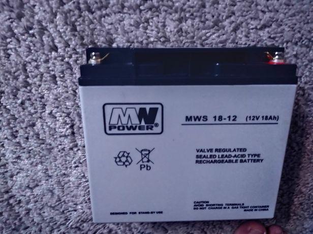 Akumulator MW Power Mws 18Ah - 12V