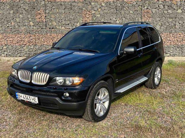 Авто BMW X5 2004