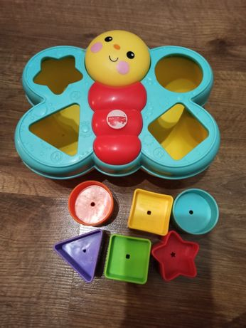Sorter Fisher-Price motylek