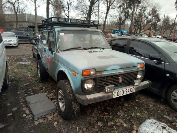 Продаю Ниву ВАЗ-2121